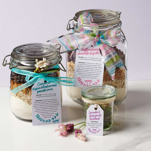 3 incredible Christmas gift jars