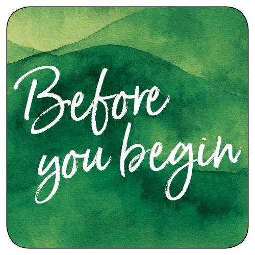 6-week Kick-start challenge: Getting started