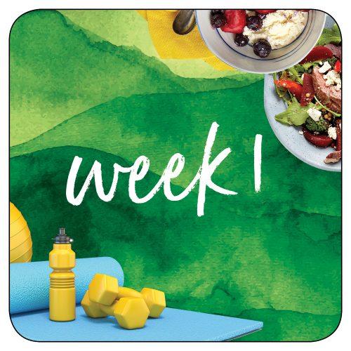 Kick-start challenge: Week 1