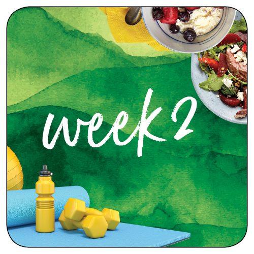 Kick-start challenge: Week 2