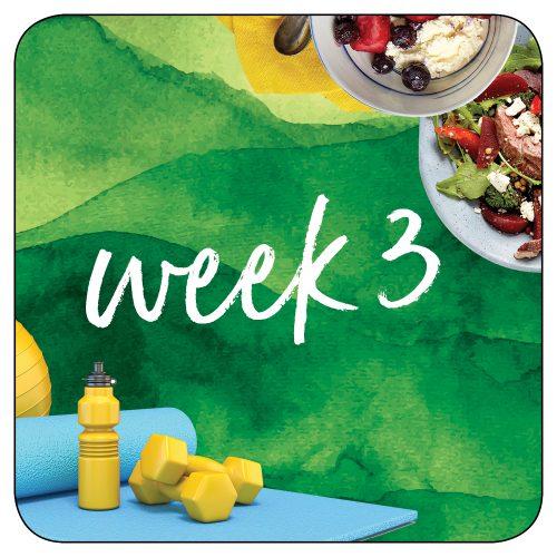 Kick-start challenge: Week 3
