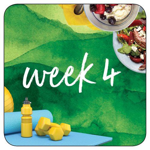 Kick-start challenge: Week 4