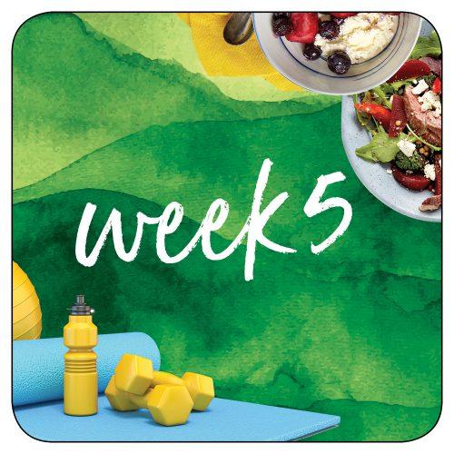 Kick-start challenge: Week 5