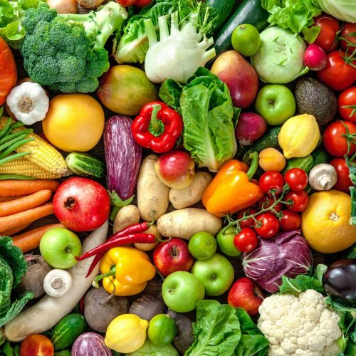 Bigger bodies may need more veges