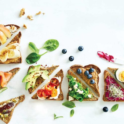 10 of the best toast toppings