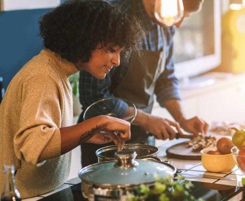 Easy balance autumn meal plan