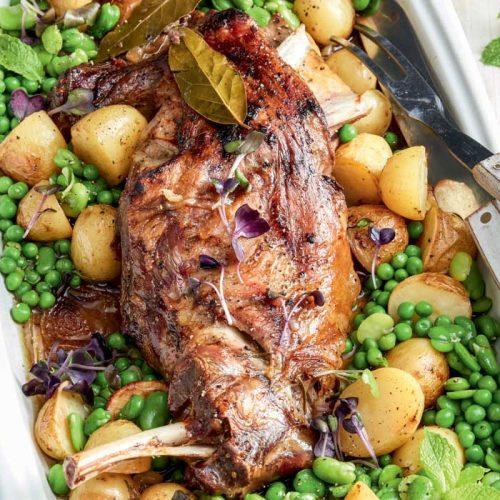 Easter roast dinners for lockdown