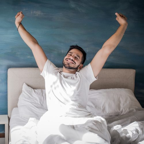 Build and maintain a good sleep routine