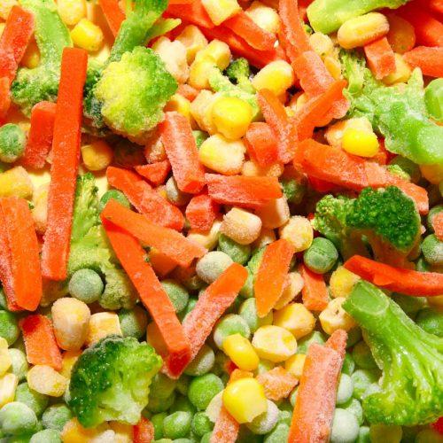 10 ways with frozen vegetables