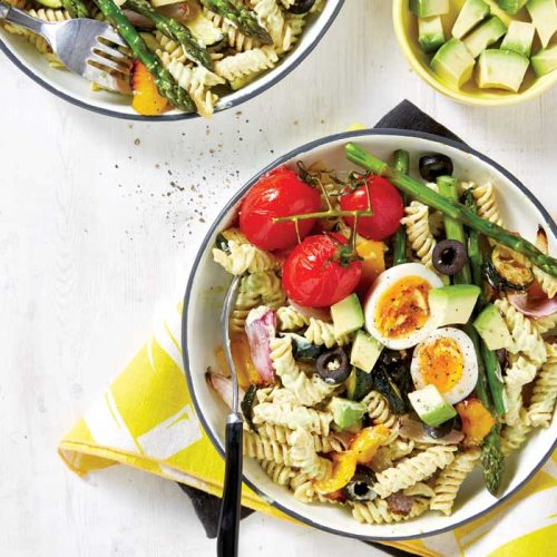 10 of the best healthy creamy pasta recipes
