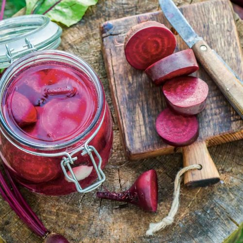 The health benefits of beetroot, plus how to pickle it