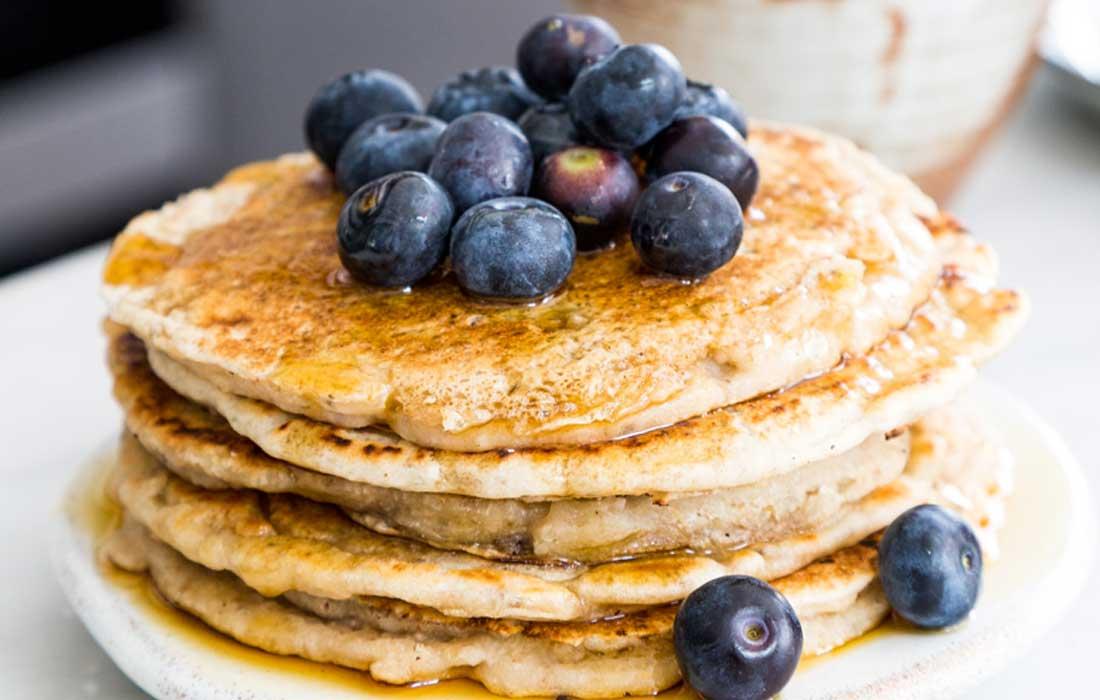 Vegan Pancake Recipe Healthy Food Guide When it comes to the holidays, seasonal drinks make up a huge part of the celebration! vegan pancake recipe