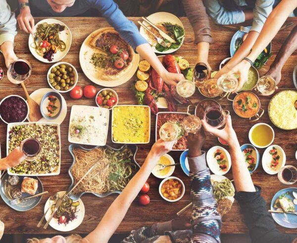 Healthy diet helps, no matter your weight