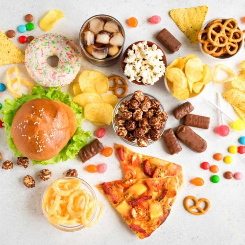 Ultra-processed food linked to premature ageing