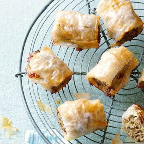 6 of the best sausage roll recipes made healthier