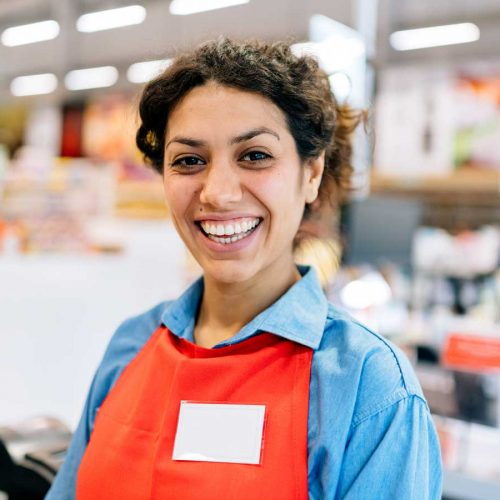 COVID risk may be higher for supermarket workers