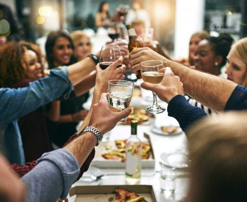 Your guide to light alcohol