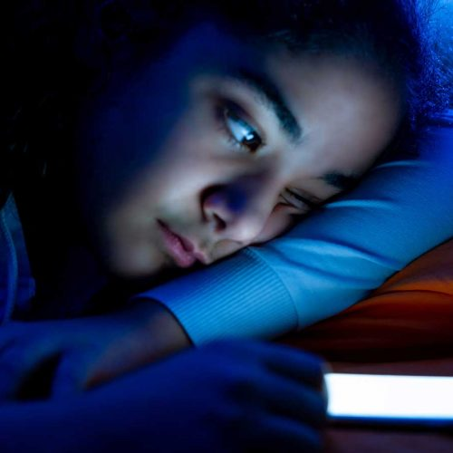 Teens need enough sleep, for better mental health