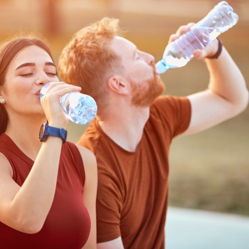 Simple ways to stay hydrated