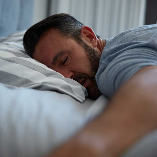 Poor sleep in middle age may increase dementia risk