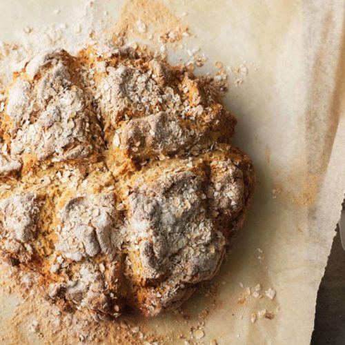 Gluten-free soda bread made easy
