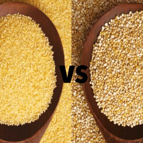 Which is healthier: Quinoa or couscous?