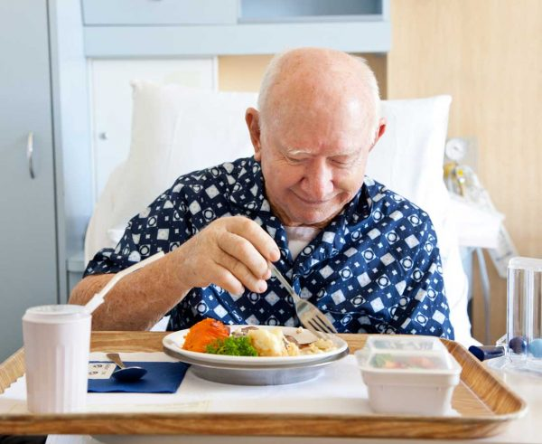 Nutritious hospital food may help save heart patients' lives