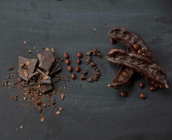 Is carob healthier than chocolate?