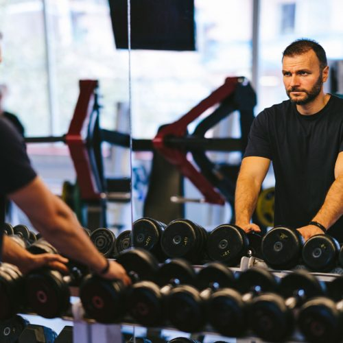 Muscle dysmorphia: The silent condition affecting young men