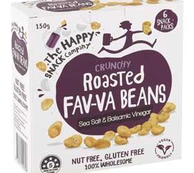 Box fava beans